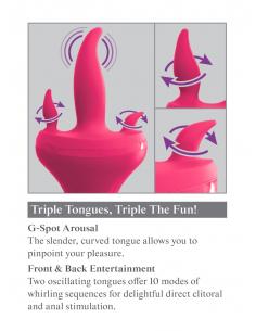 Holey trinity
