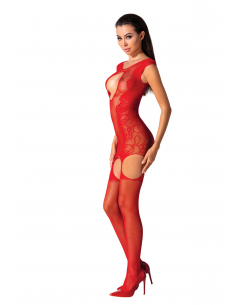 Bodystocking BS082 Rouge