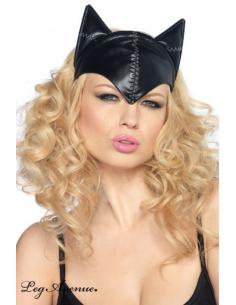 Masque Chat Femme Fatale-Leg Avenue-Accessoires
