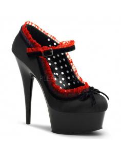 DELIGHT-683 DEL683/BSA/B-PLEASER -05.Chaussure Clubbing sexy
