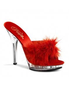 LIP-101-8 LIP101-8/R/C-PLEASER -05.Chaussure Clubbing sexy