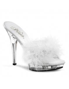 LIP-101-8 LIP101-8/W/C-PLEASER -05.Chaussure Clubbing sexy