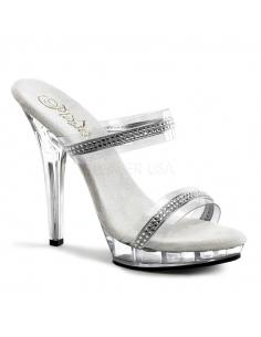 LIP-102-2 LIP102-2/C/RS-PLEASER -05.Chaussure Clubbing sexy