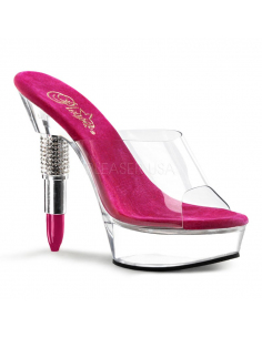 ROUGE-601 ROU601/C-FS/C-PLEASER -05.Chaussure Clubbing sexy