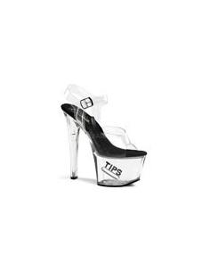 TIPJAR-708-5 TIP708-5/C/BG-PLEASER -05.Chaussure Clubbing sexy