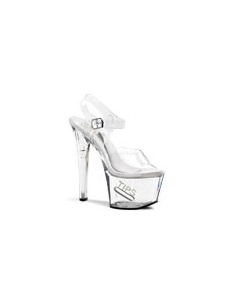 TIPJAR-708-5 TIP708-5/C/WG-PLEASER -05.Chaussure Clubbing sexy