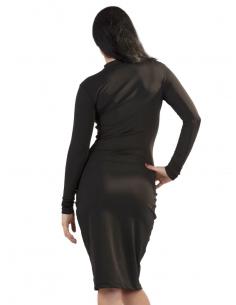 Robe longue lycra-Honour-06.Prêt à porter