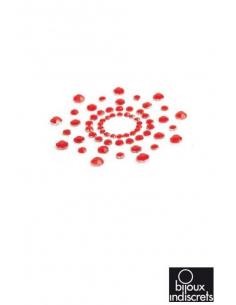 Bijoux de Peau MIMI rouge