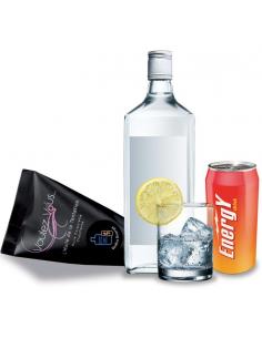 Berlingot Huile corporelle Gourmande Vodka Energy Drink-Voulez vous-12.Bien être
