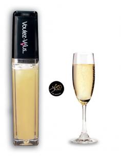 Gloss lumineux à effet chaud froid Vin pétillant - 10 ml-Voulez vous-03.Accessoires sexy