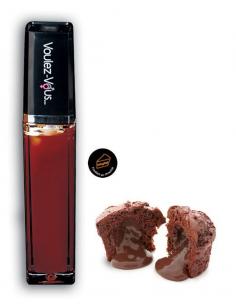 Gloss lumineux à effet chaud froid Fondant au Chocolat - 10 ml-Voulez vous-03.Accessoires sexy