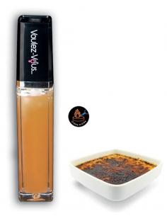 Gloss lumineux à effet chaud froid Crème brulée - 10 ml-Voulez vous-03.Accessoires sexy