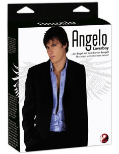Poupee gonflable homme Angelo