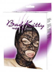 cagoule dentelle noir-Bad kitty-11.Sex-toys