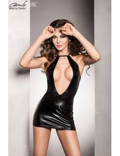 Robe femi noir-Passion-06.Prêt à porter