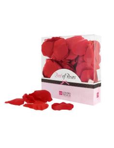 Lit de roses Flamingo rouge LoversPremium-LoversPremium-12.Bien être