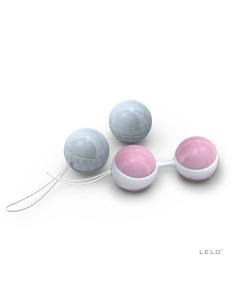 Perles Luna Mini rose et bleu LELO-LELO-11.Sex-toys