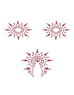 Bijoux de peau Gloria Set rouge Petits Joujoux-Petits Joujoux-07.Lingerie
