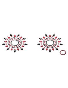 Bijoux de peau Gloria noir et rouge Petits Joujoux-Petits Joujoux-07.Lingerie