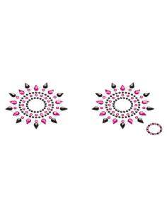Bijoux de peau Gloria noir et rose Petits Joujoux-Petits Joujoux-07.Lingerie