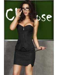 Costume enseignante sexy CR3552-Chilirose-09.Costume Sexy