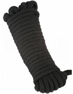 Corde Bondage Noir 10m