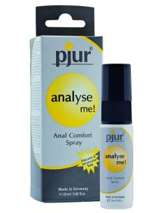 PJUR ANALYSE ME - SPRAY 20 ML.