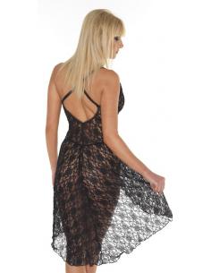 Robe longue dentelle Rimba-Rimba-06.Prêt à porter