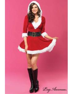 Costume de Noël robe