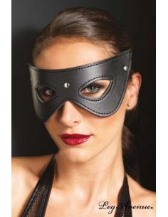 Masque fantaisie faux cuir - KINK - LEG AVENUE KI2002