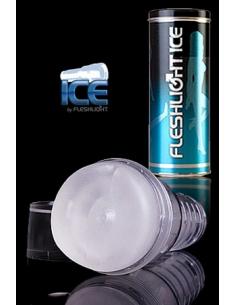Masturbateur transparent Ice Butt