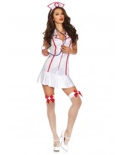 Costume Infirmière Délicate