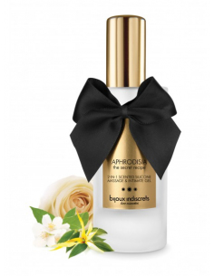Gel de massage parfumé - aphrodisia