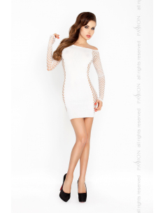 Robe BS025 Blanche