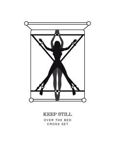 Kit de Bondage pour Lit Keep Still