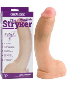 Gode Jeff Stryker Vac U Lock Doc Johnson USA - 1