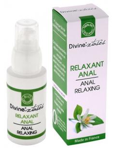 Relaxant Anal Bio - 50 ml Divinextases - 1