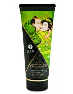 Creme de Massage delectable - Poire & The vert exotique