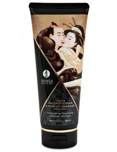 Creme de Massage delectable - Chocolat enivrant - 200 ml