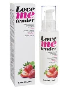 Love me Tender - Fraise