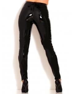 Pantalon Slinky Noir