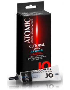 Gel clitoridien Atomic 10 cc