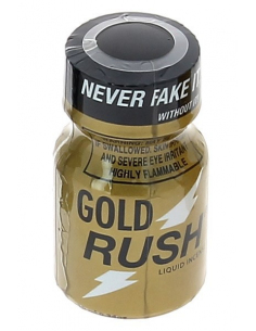 Poppers Gold Rush Pentyl - 9 ml