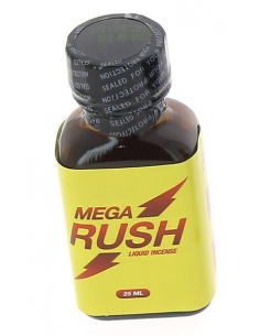 Poppers Mega Rush Pentyle - 25 ml